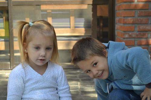 Lucia y Tomas
