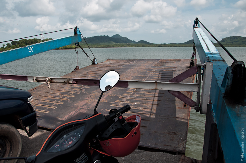 Koh Lanta Car Ferry
