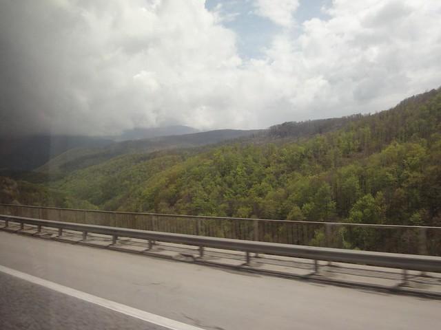 Caminho desde Sofia até Veliko Tarnovo