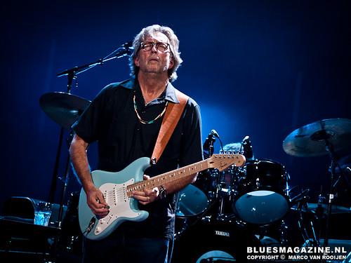 Eric Clapton @ Royal Albert Hall, London - May 2011
