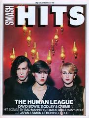 Smash Hits, December 10, 1981