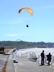 Para Gliders at St Ouens