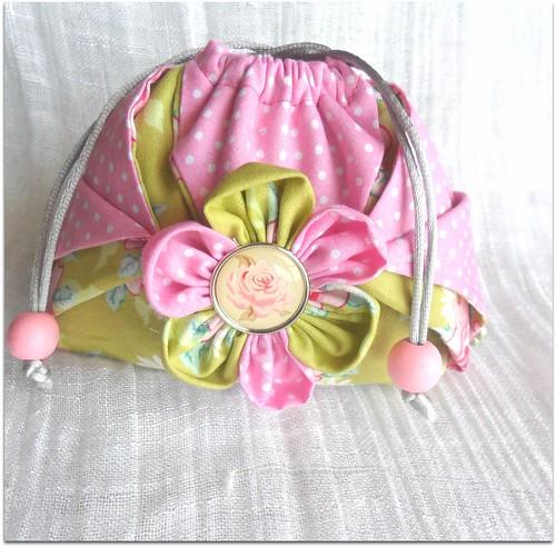 Bolsa origami by Fuxiquices-da-isa