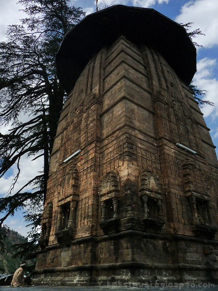 Bharmour Manimahesh Temple