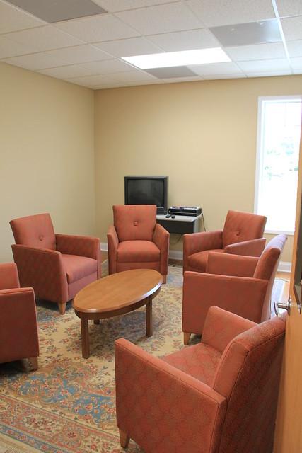Modular Church Building Classroom space