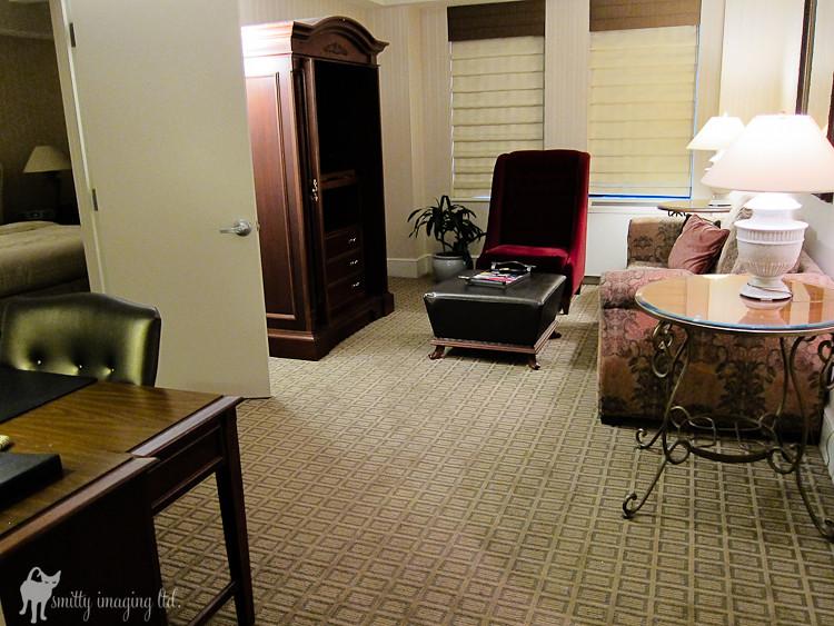 Benjamin Hotel Room