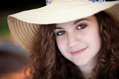 melina (helen sotiriadis) Tags: portrait hat canon published dof bokeh depthoffield melina canonef50mmf14usm canoneos40d