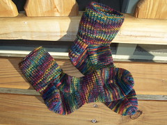 Diana's Trail Socks PDF