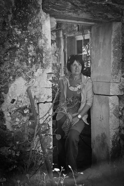 Michèle au Mas Alegre