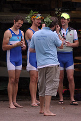 Drink After the Bumps (MalB) Tags: cambridge cam rowing lycra rowers mays hugheshall braghettoni