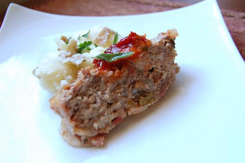 meatloaf-plate