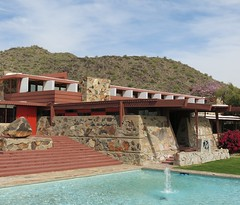 Taliesin West Arizona (hmdavid) Tags: arizona taliesin west architecture modern studio modernism franklloydwright scottsdale organic