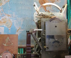 H3 replica (spelio) Tags: heritage john harrison australia canberra craftsman act watchmaker horologist normbanham