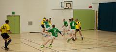 Akilles 2 - Esbo IF Div 2 (aixcracker) Tags: espoo suomi finland if april div2 handball porvoo handboll borgå 60mmf28micro esbo huhtikuu iso6400 akilles käsipallo nikond3 akilleshandis