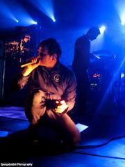 Tom Delonge of Angels & Airwaves (Spongebobbiii Photography) Tags: sanfrancisco california ca music ava concert unitedstates 2010 tomdelonge thewarfield angelsairwaves lovetour spongebobbiiiphotography