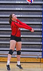 IMG_2951 (SJH Foto) Tags: girls volleyball high school mount olive mt team tween teen teenager varsity bump