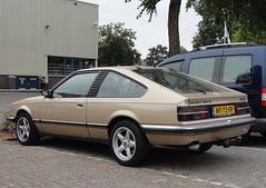 Opel Monza A1 3.0E SC 4-5-1982 HT-72-FP (Fuego 81) Tags: opel monza 1982 ht72fp onk sidecode4 autoschade masman