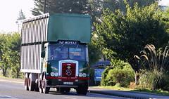 Atkinson Defender Eight Wheel F&F MOFFAT Animal Remover Coldstream SJR938N Frank Hilton IMG_9202 (Frank Hilton.) Tags: erf foden atkinson ford albion leyland bedford classic truck lorry bus car