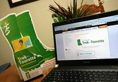 Trek for Tourette 2011