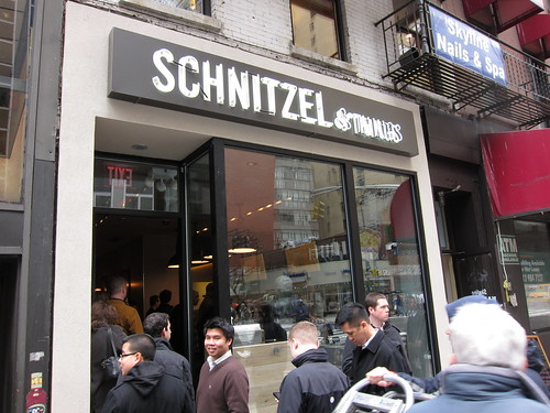 Schnitzel & Things