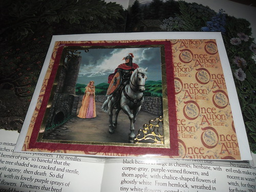 Knight and Princess Card