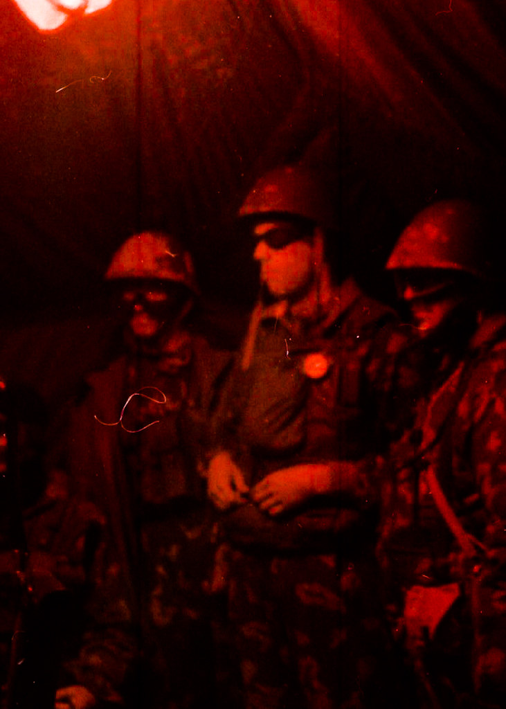 Night Recon Briefing