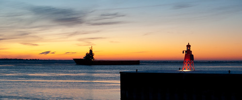 Maritime Winter in Esbjerg 01
