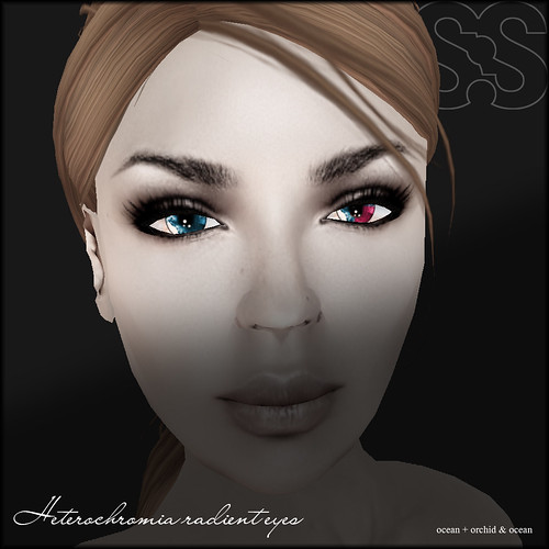 A:S:S - Heterochromia eyes
