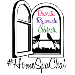 #HomeSpaChat Tues 3/29 8-9PM ET
