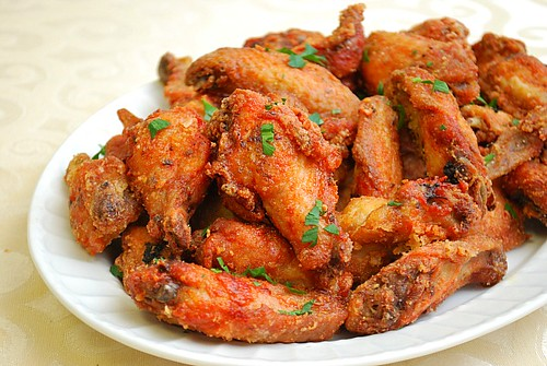Zesty Italian Chicken Wings
