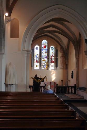 Stoke D'Abernon, Surrey, St Mary
