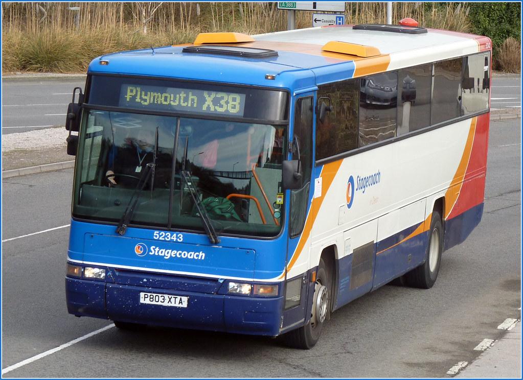 Stagecoach 52343 P803XTA