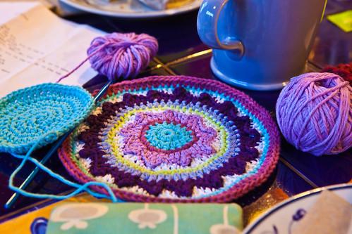 Kaffee + Crochet