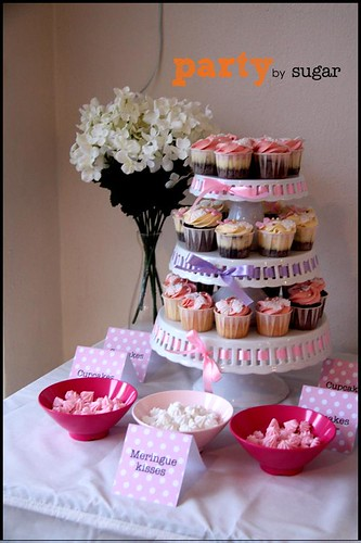 pink & purple theme party6