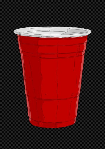 red cup trace by blackaller