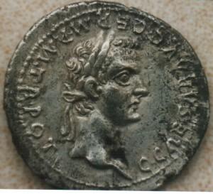 Found with Metal Detector!! Caligula