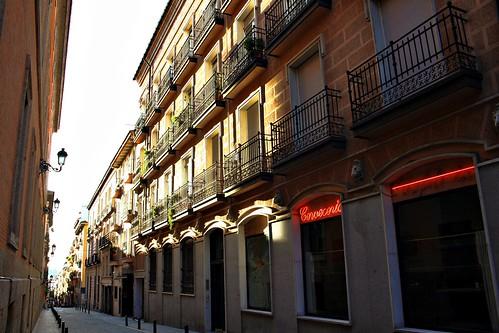 imagenes del amor de dios. Calle del Amor de Dios. Madrid