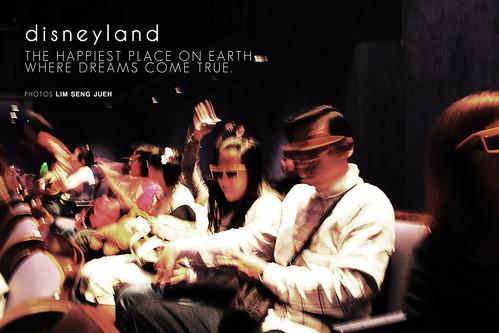 Nightmare - HK disneyland