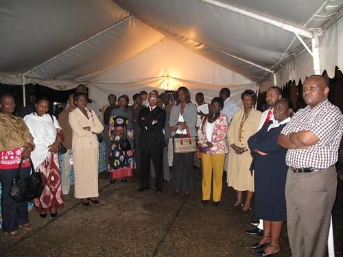 AHF Rwanda Patient & Staff Appreciation Event