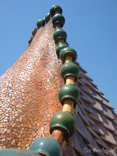 Casa batlló - Gaudí