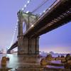 Underneath the Brooklyn Bridge (RBudhu) Tags: nyc newyorkcity brooklyn brooklynbridge gothamist suspensionbridge johnroebling touristattraction gawker nationallandmark washingtonroebling