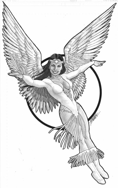 Dawnstar by George Perez