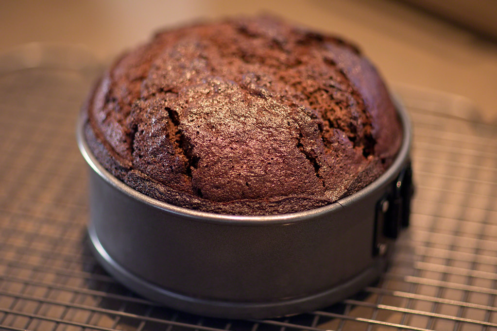 Fresh Ginger Cake