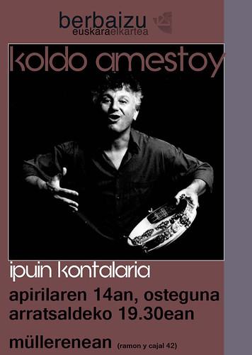 Koldo Amestoy_kartela