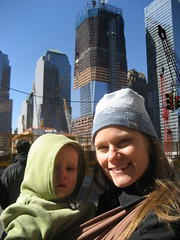 Logan does not understand our interest in this building under construction