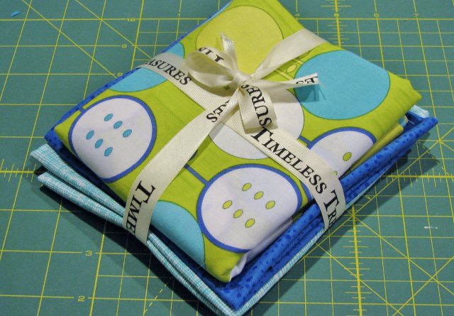 fabric bundle from Timeless Treasures