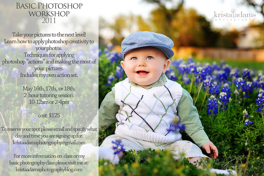 basic photoshop workshop flyer 2