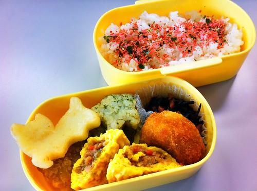 今日のお弁当 No.144 – 明太子