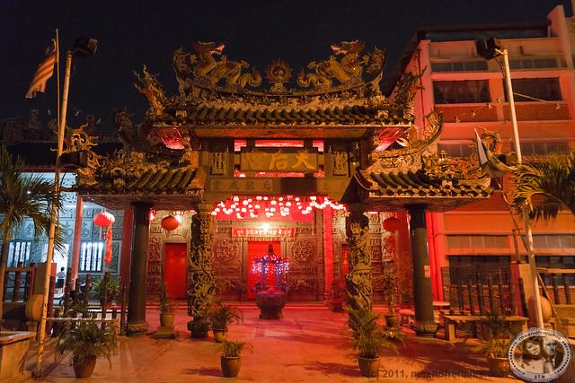 Khoo Kongsi Clan House