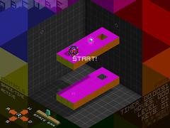 QBCUBE Screenshot - Level 1 - Parallel Worlds
